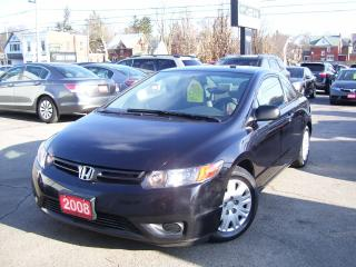 Used 2008 Honda Civic DX for sale in Kitchener, ON