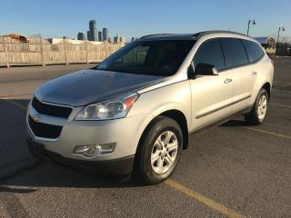 Used 2010 Chevrolet Traverse 1LS for sale in Mississauga, ON