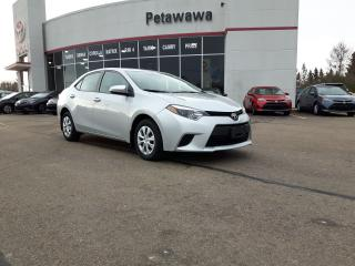 Used 2015 Toyota Corolla CE  4spd Automatic Transmission for sale in Ottawa, ON