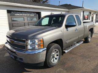 Used 2013 Chevrolet Silverado 1500 LS Cheyenne Edition for sale in Kingston, ON
