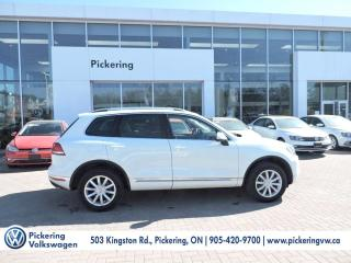 Used 2015 Volkswagen Touareg Comfortline for sale in Pickering, ON