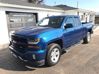 Used 2016 Chevrolet Silverado 1500 LT for sale in Kingston, ON
