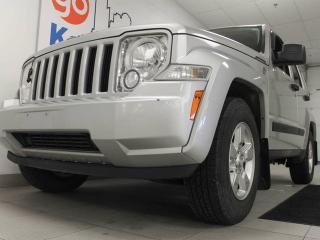 Used 2010 Jeep Liberty SPORT 4x4 Life is difficult, let this choice be easy for sale in Edmonton, AB