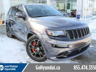 Used 2014 Jeep Grand Cherokee SRT 8 LEATHER/PANO ROOF/TINT/NAV for sale in Edmonton, AB