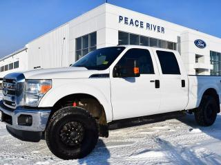 Used 2011 Ford F-250 XLT 4x4 SD Crew Cab 6.75 ft. box 156 in. WB for sale in Peace River, AB
