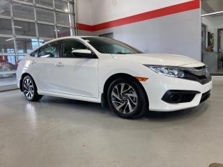 Used 2018 Honda Civic SEDAN SE for sale in Red Deer, AB