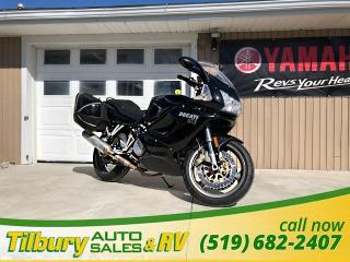 Used 2005 Ducati ST3 BLACK for sale in Tilbury, ON