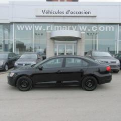Used 2014 Volkswagen Jetta Trendline Trendline for sale in St-Léonard, QC