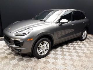 Used 2018 Porsche Cayenne PLATED for sale in Edmonton, AB