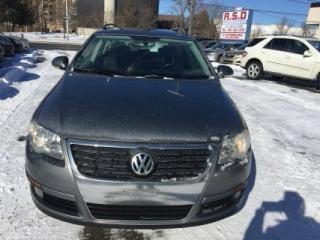 Used 2008 Volkswagen Passat COMFORTLINE for sale in Scarborough, ON