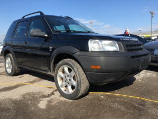 Used 2003 Land Rover Freelander SE for sale in Pickering, ON