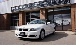 Used 2011 BMW 323i 323 NO ACCIDENT SUNROOF LEATHER  BLUETOOTH for sale in Mississauga, ON
