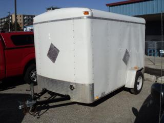 Used 2005 Other TRAILER Express 6X10 ft Enclosed for sale in Brantford, ON