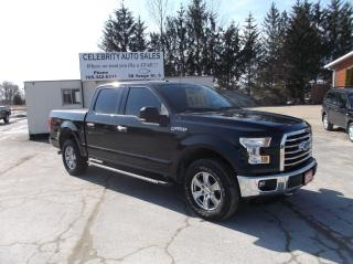 Used 2015 Ford F-150 4X4 4 DOOR XTR for sale in Elmvale, ON