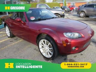 Used 2008 Mazda Miata MX-5 TOURING MAN A/C MAGS for sale in St-Léonard, QC