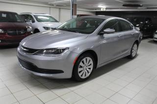 Used 2016 Chrysler 200 LX for sale in Saint-eustache, QC