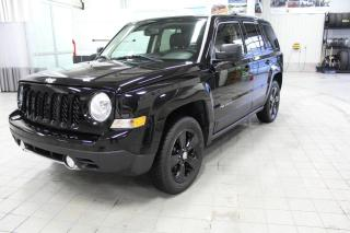 Used 2016 Jeep Patriot HIGH ALTITUDE 4X4 for sale in Saint-eustache, QC
