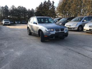 Used 2007 BMW X3 3.0I for sale in Waterloo, ON