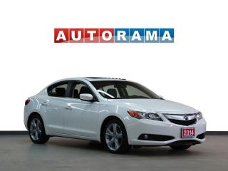 Used 2014 Acura ILX LEATHER SUNROOF BACKUP CAMERA for sale in North York, ON
