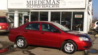 Used 2008 Toyota Corolla CE for sale in Mono, ON