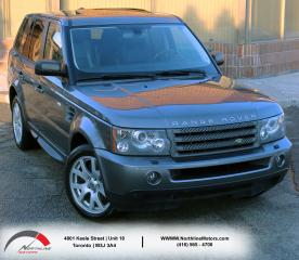Used 2009 Land Rover Range Rover Sport HSE|Navigation|Sunroof|Heated Seats for sale in North York, ON