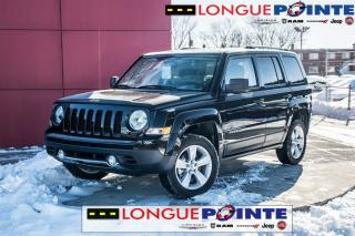 Used 2016 Jeep Patriot north for sale in Montréal, QC
