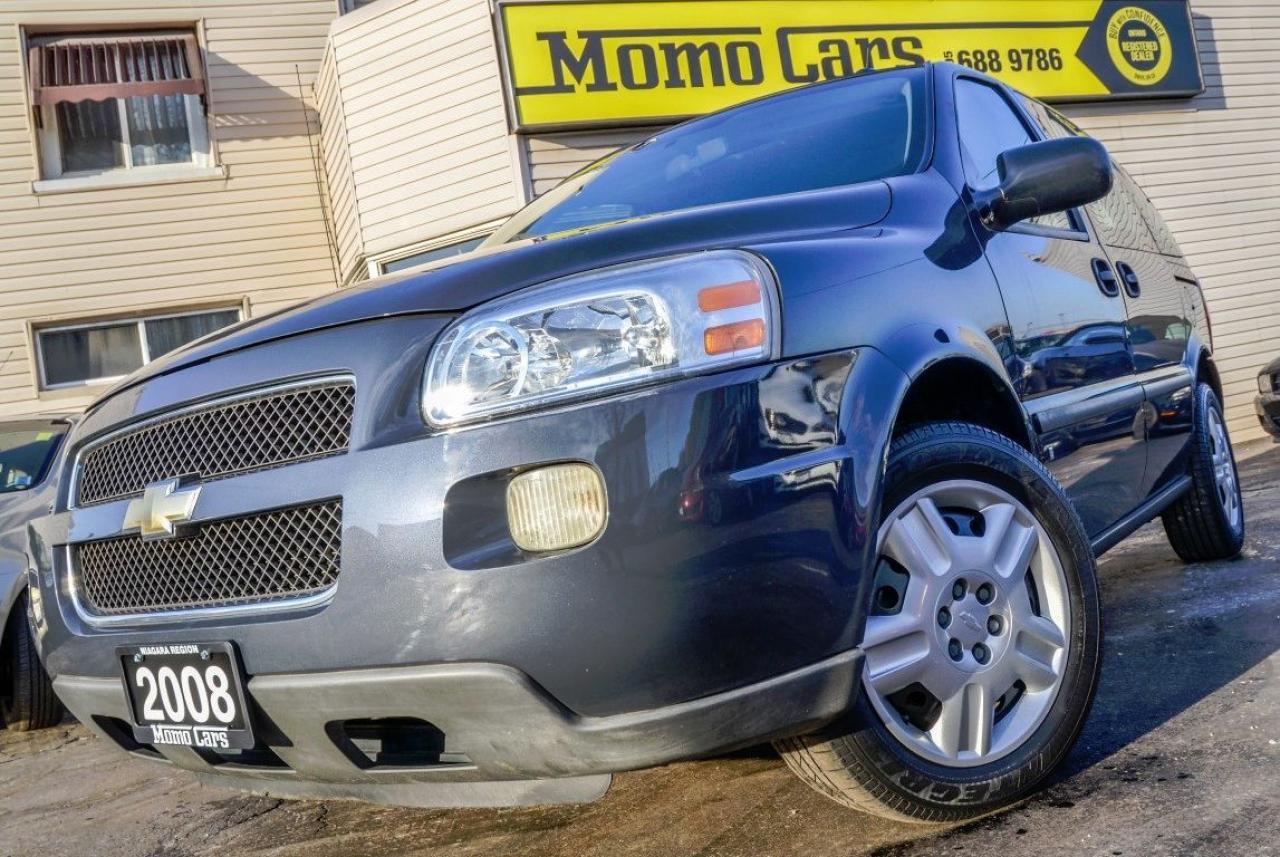 2008 Chevrolet Uplander LS! Cruise+Remote Start! ONLY $126/bi-weekly!