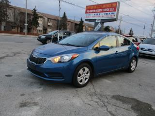 Used 2014 Kia Forte LX for sale in Toronto, ON