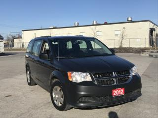 Used 2012 Dodge Grand Caravan 7 Passenger, 3 years warranty availab for sale in North York, ON