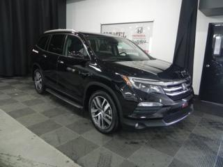 Used 2018 Honda Pilot Touring for sale in St-Eustache, QC