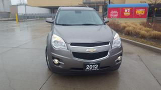 Used 2012 Chevrolet Equinox Automatic, Low Km, 3/Ywarranty availab for sale in North York, ON