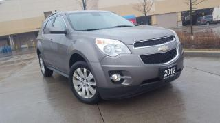 Used 2012 Chevrolet Equinox Automatic, Low Km, 3/Ywarranty availab for sale in Toronto, ON