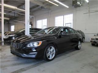 Used 2015 Volvo S60 T5 Premier+ Cuir for sale in Montréal, QC