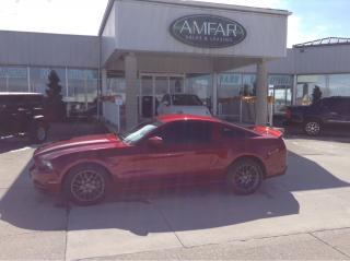 Used 2014 Ford Mustang NO PAYMENT FOR 6 MONTHS !! for sale in Tilbury, ON
