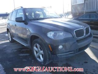 Used 2007 BMW X5 3.0 SI 4D UTILITY 3.0SI for sale in Calgary, AB