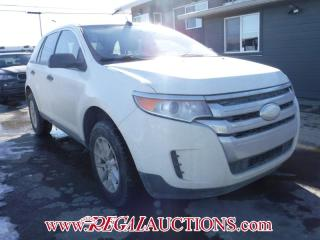 Used 2013 Ford EDGE  4D UTILITY for sale in Calgary, AB