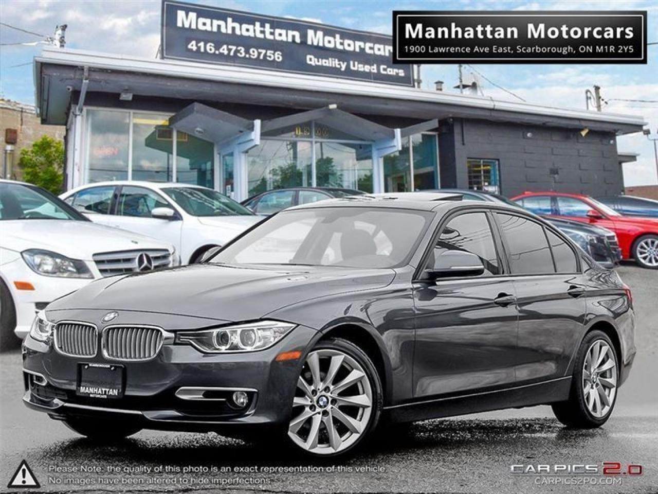 2014 BMW 3 Series 320i X-Drive EXECUTIVE |NAV|ROOF|PHONE|XENON