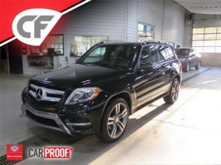 Used 2013 Mercedes-Benz GLK-Class Glk 350 T.ouvrant for sale in Levis, QC