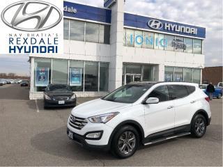 Used 2015 Hyundai Santa Fe Sport Luxury ***REDUCED*** for sale in Etobicoke, ON