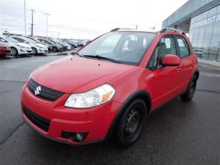 Used 2009 Suzuki SX4 Jlx,awd,a/c,cruise,s for sale in Mirabel, QC