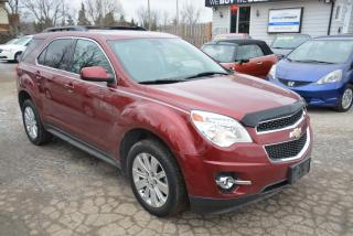 Used 2010 Chevrolet Equinox 2LT, AWD, Sunroof, for sale in Hornby, ON