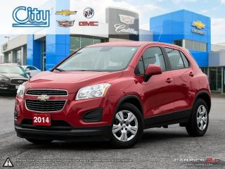 Used 2014 Chevrolet Trax LS FWD for sale in North York, ON