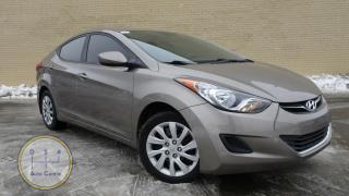 Used 2013 Hyundai Elantra GLS | LOW KM | CLEAN CARPROOF | HEATED SEATS | BLUETOOTH AND MORE! for sale in Hamilton, ON