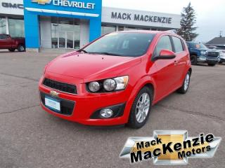 Used 2014 Chevrolet Sonic LT for sale in Renfrew, ON
