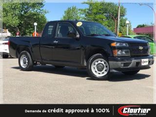 Used 2011 Chevrolet Colorado Lt 1sa for sale in Trois-Rivières, QC