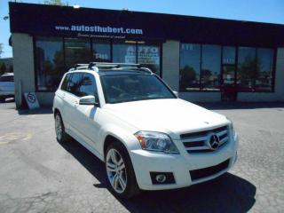 Used 2011 Mercedes-Benz GLK350 4MATIC **TOIT PANORAMIQUE** for sale in Saint-hubert, QC