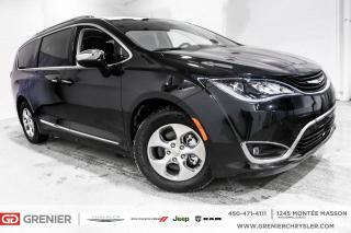 Used 2018 Chrysler Pacifica Cross-Traffic Alert for sale in Terrebonne, QC