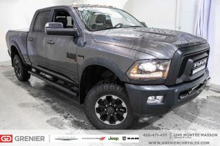 Used 2017 Dodge Ram 2500 Power Wagon+2500 for sale in Terrebonne, QC