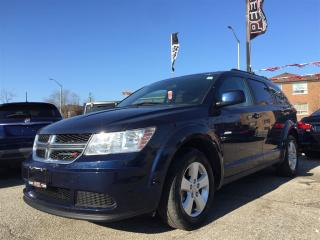 Used 2017 Dodge Journey **7 SEATS**AUX/USB PORT**LOW KMS** for sale in Mississauga, ON
