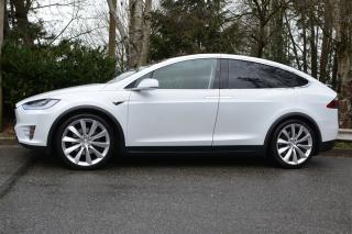 Used 2017 Tesla Model X 90D AWD for sale in Vancouver, BC